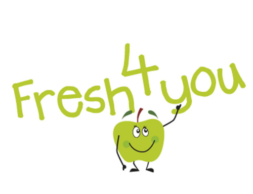 LOGOTIP FRESH FOR YOU
